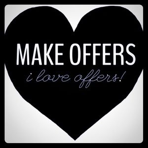 I ♡ offers!